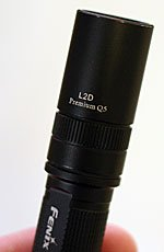 Q5 LEDs are used in the Fenix L2D flashlight.