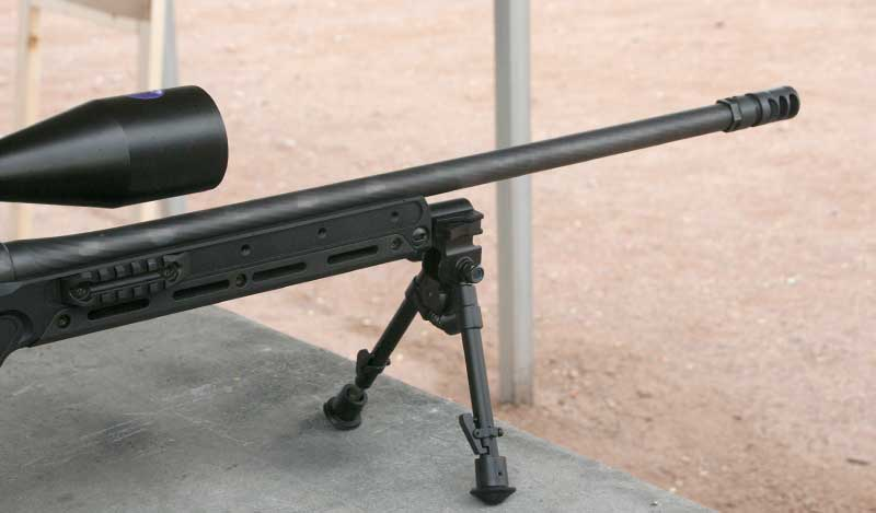 Steyr SSG barrel