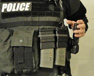 SWAT flashlight