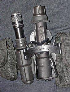 flashlight tactics