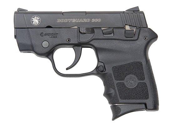 LAPD S&W Bodyguard 380