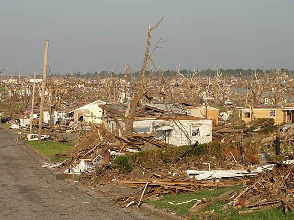 Joplin Tornado Police