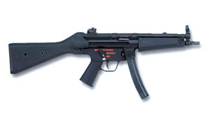 Police Training MP5