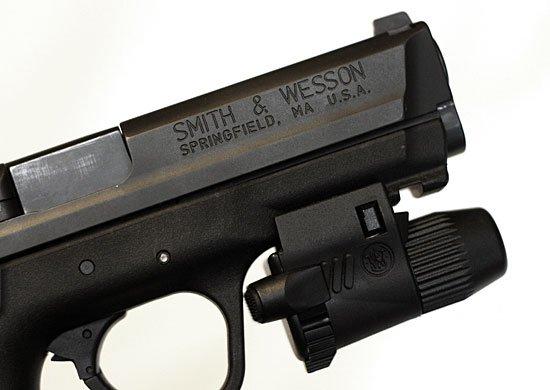 S&W Micro 90 Pistol Light