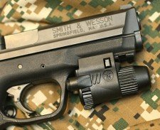 S&W Micro 90 Pistol Light Review