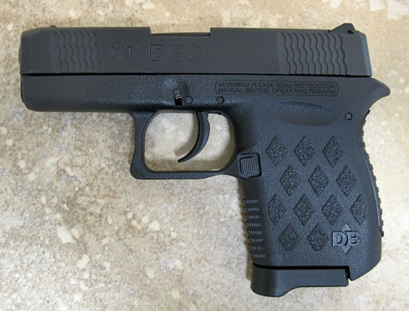 Diamondback DB9 pistol Review