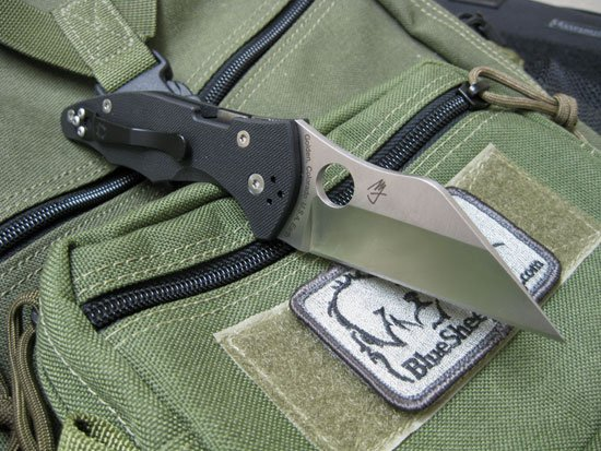 Spyderco Yojimbo knife