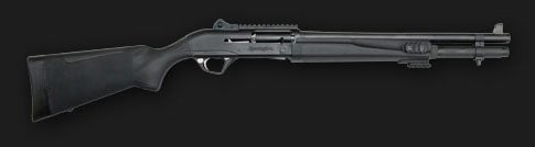 Remington R12 Shotgun