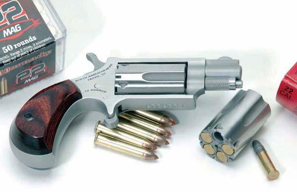 NAA 22 revolver