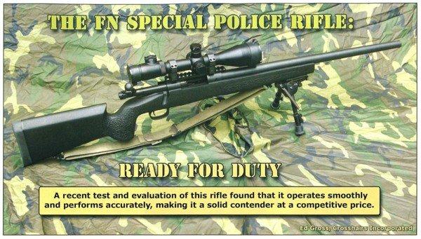 FN Police Police Rifle
