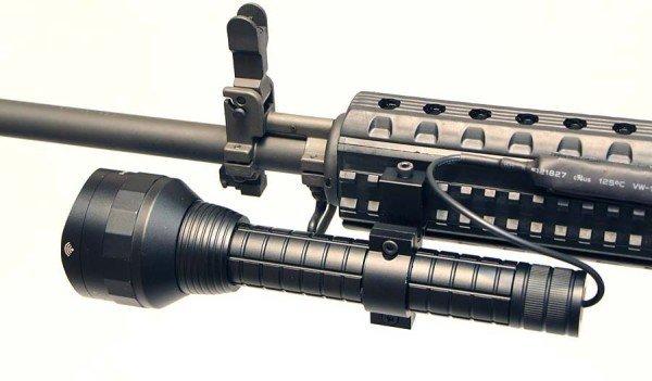 Sightmark H2000 flashlight review