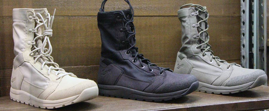 Danner Tachyon At Shot Show Blue Sheepdog