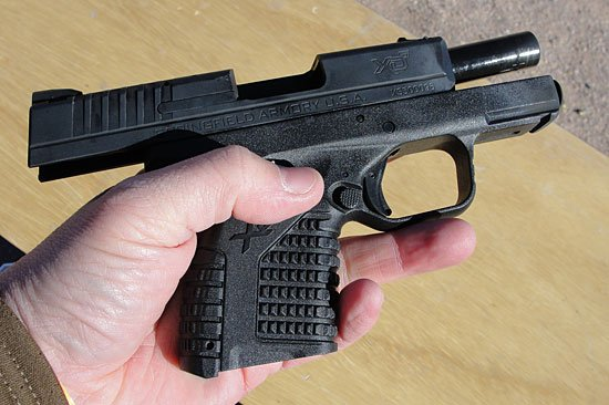 Springfield XD-S Review