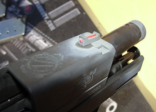 Springfield XDS sights
