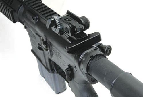 Colt LE6940P sights