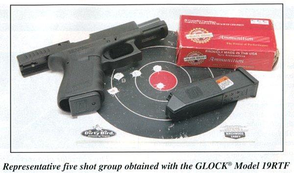 Glock 19 RTF2 Review