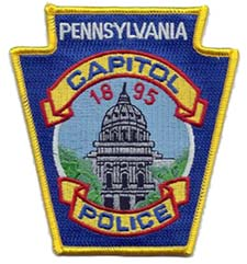 PA State Capitol PD