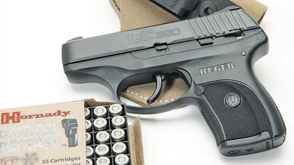 Ruger LC380 Review