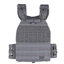 The 5.11 Storm Grey TACTEC Plate Carrier