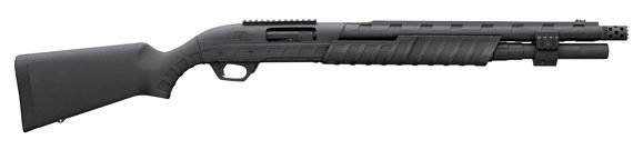 The Model 887 Nitro Mag Tactical.