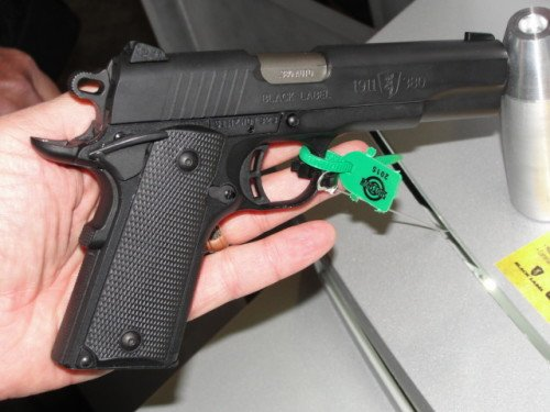 Another look at the Browning Black Label 1911-380.