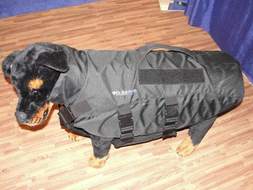 The Bullet Safe K-9 Option.