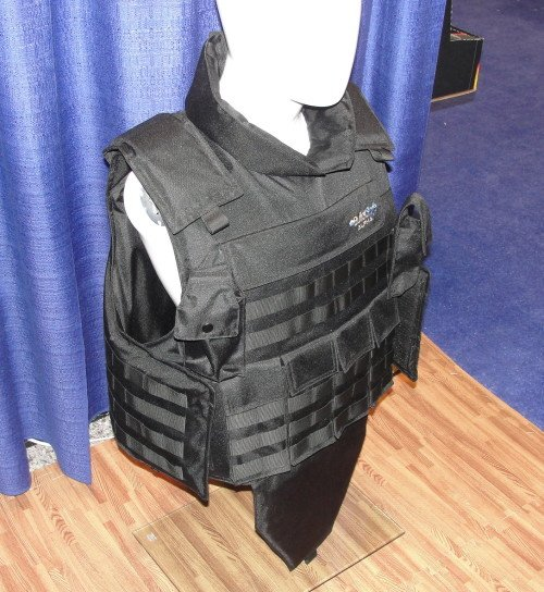 The Bullet Safe Tac Vest offers several features that should benefit responders who are not provided equipment.