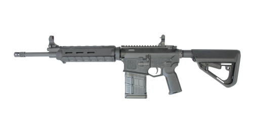 Adams Arms SF-308 with upgraded furniture and optional sights.