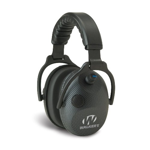 Walker's Alpha SSL ear muffs.