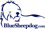 BlueSheepdog logo - police training