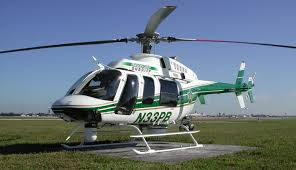 A Palm Beach Sheriff's helicopter. (Photo by PBSO)