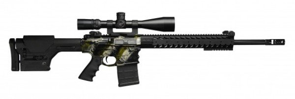 The NEMO Tango8 SASS in .308 Win.