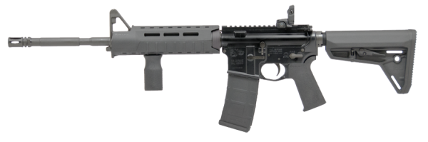 The new LE6920MPS with black Magpul MOE slim furniture.