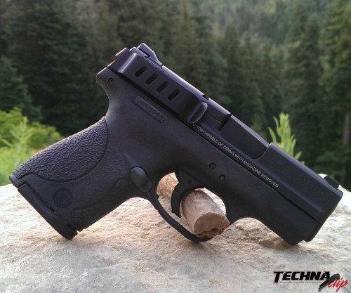 The new Techna Clip for the S&W Shield.