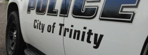 The Trinity Texas Police Department consists of the Chief, and (5) officers.