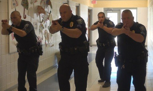 Responses to active officer involved shootings should be as coordinated as an active shooter response (Photo by thesleuthjournal.com)