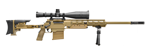 The Ballista is the best overall police sniper rifle selection from FN, in my opinion.