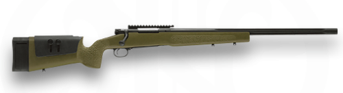 The FN SPR A3G rifle has been selected for use by the FBI.