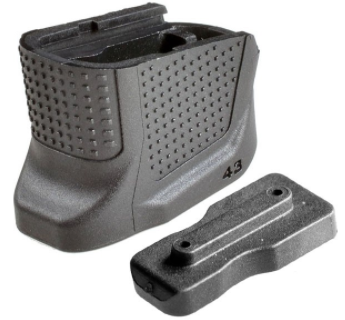 The Glock 43 E.M.P. is easily installed (photo by Strike Industries).