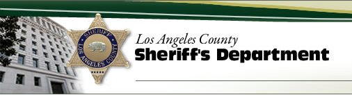 The Los Angeles Sheriff's Department employs nearly 10,000 sworn deputies.
