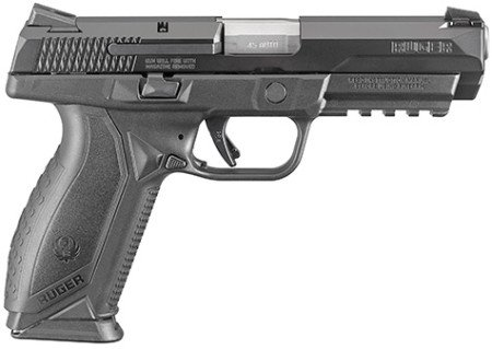 The Ruger American Pistol is packed with competitive features.