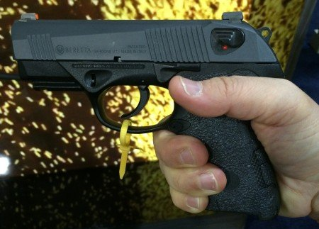 The new Beretta PX4 Compact Carry.