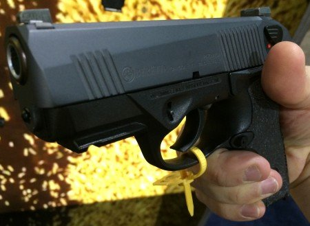 Another look at the new PX4 Compact Carry slide.