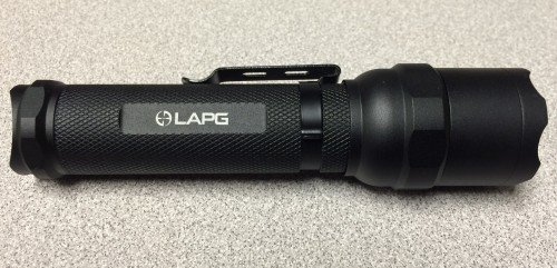 The new LAPG Recon C1 flashlight.