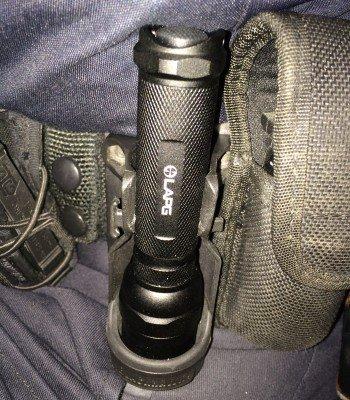 Wearing my Recon C1 in a Surefire belt holder.