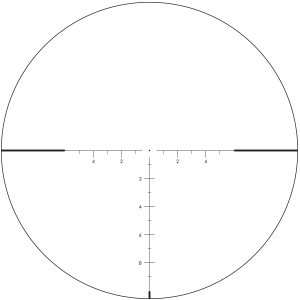 The ECR-1 reticle would be a must for LE snipers.