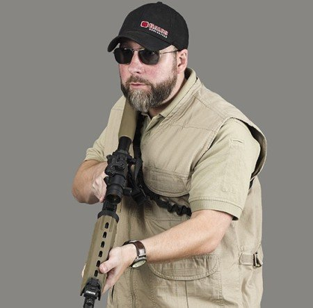 The new Galco Bungee Sling is a part of their Tactical Line.