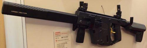 The new KRISS Vector Gen II 9mm with