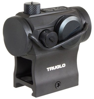 TRUGLO TRU-TEC 20mm with removable lens covers.