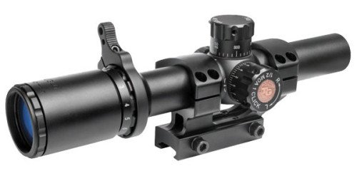 TRUGLO Tru-Brite 1-6x24mm tactical scope.
